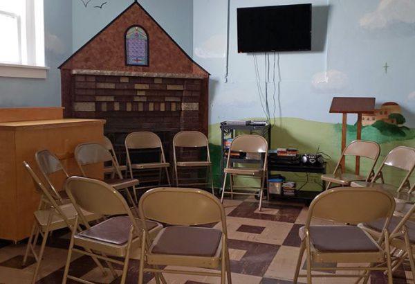 Kid's Sunday School Room