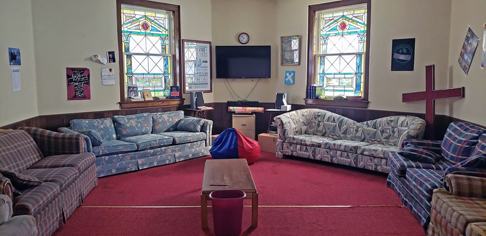 Youth Fellowship Room