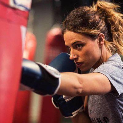 kickbox poster girl 1