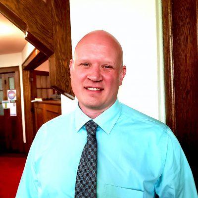 Pastor Scott Carman